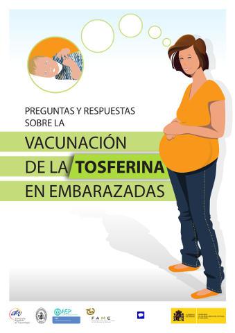 preguntas vacunacion tosferina embarazadas - tu matrona