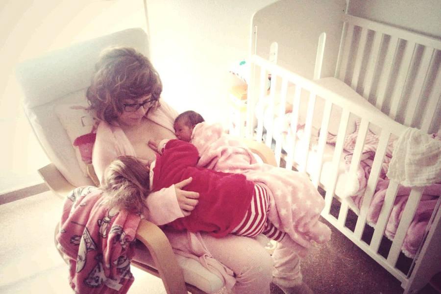 lactancia materna en tandem - tu matrona